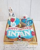 Cupcake Dokter dan Perawat