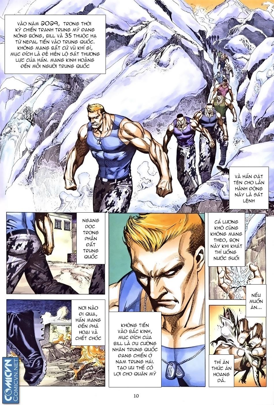 Xích Trụ Phạn Đường chap 24 - Trang 8