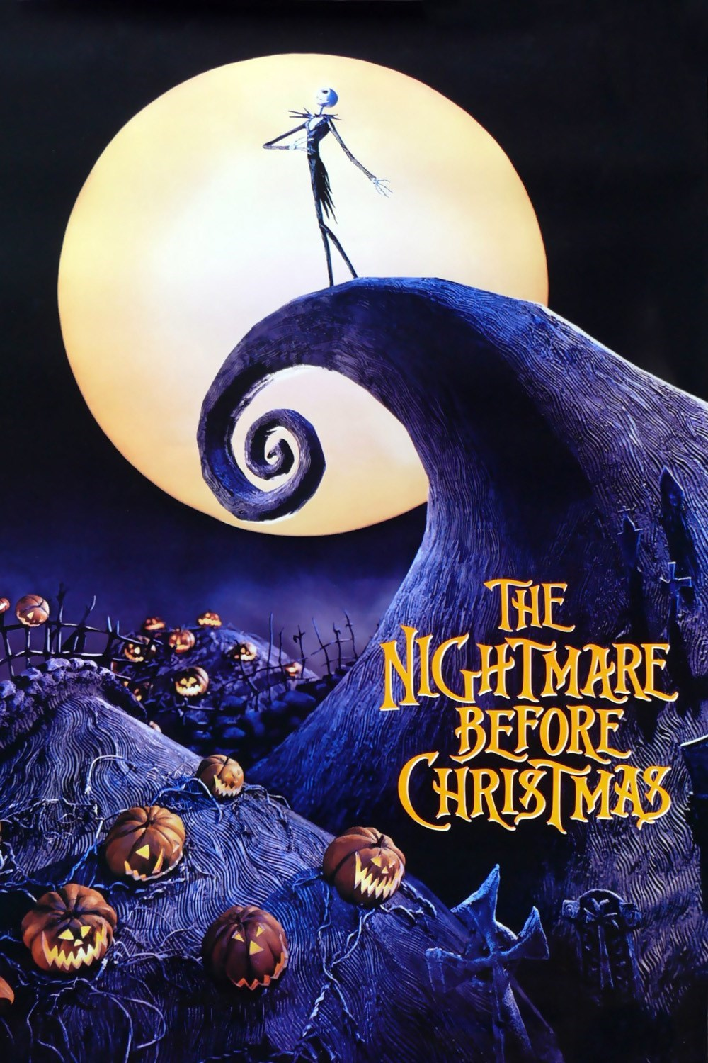 The Nightmare Before Christmas (1993) ταινιες online seires xrysoi greek subs