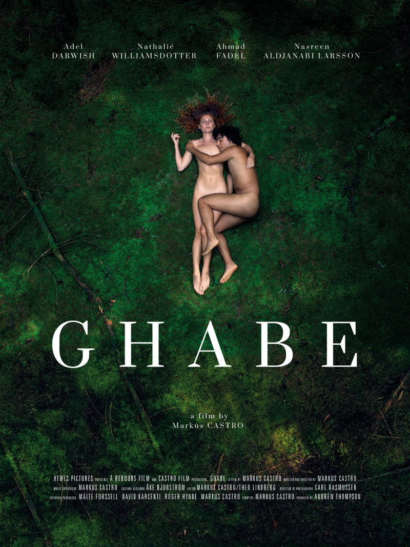 ghabe poster