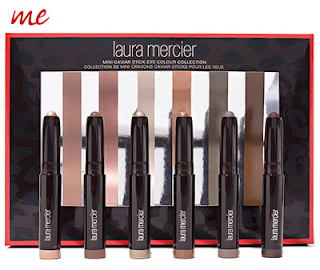 Laura Mercier Mini Caviar Stick Eye Color Collection