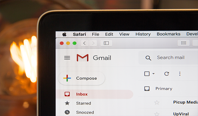 How to Filter your email inbox and stop spam #infographic