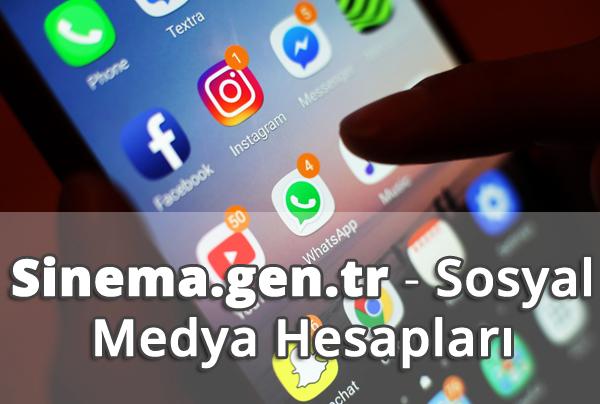 Sinema.gen.tr Sosyal Medya Hesapları