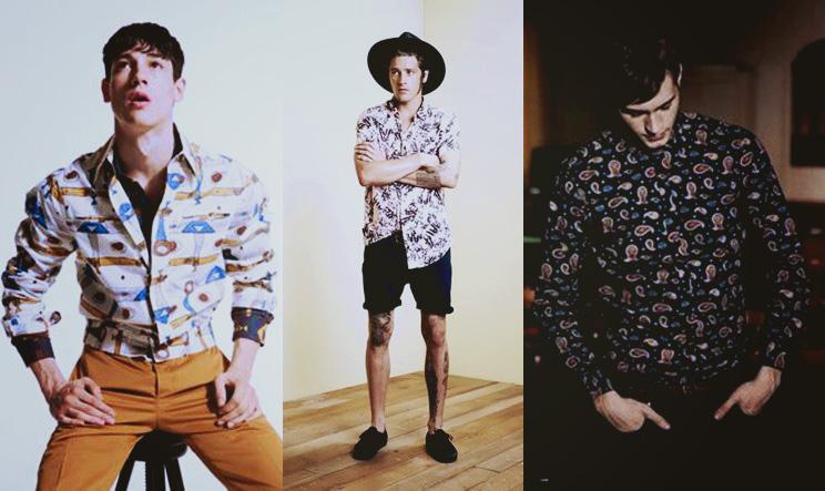 Camisas Estampadas Masculinas - Moda Aprovada - Blog de Moda Masculina 17a1a9b3b596c