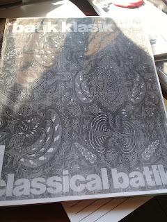 buku batik klasik