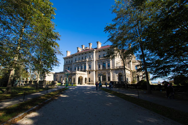 The Breakers Mansion-Newport-New England