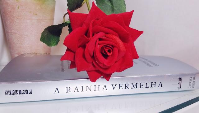 Resenha - A Rainha Vermelha - Victoria Aveyard