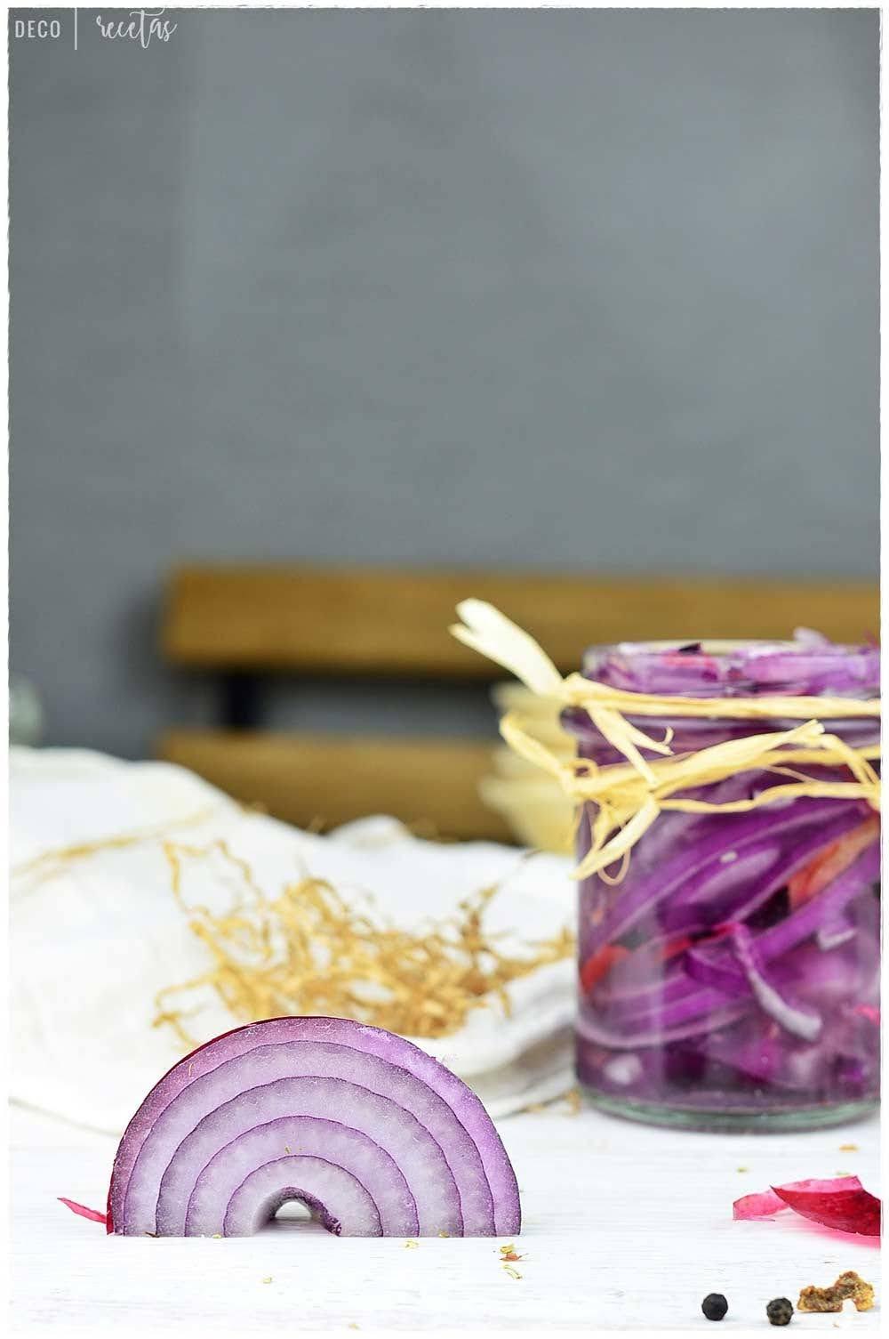 cebolla y sus propiedades cebolla con vinagre cebolla en vinagre cebolla morada recetas