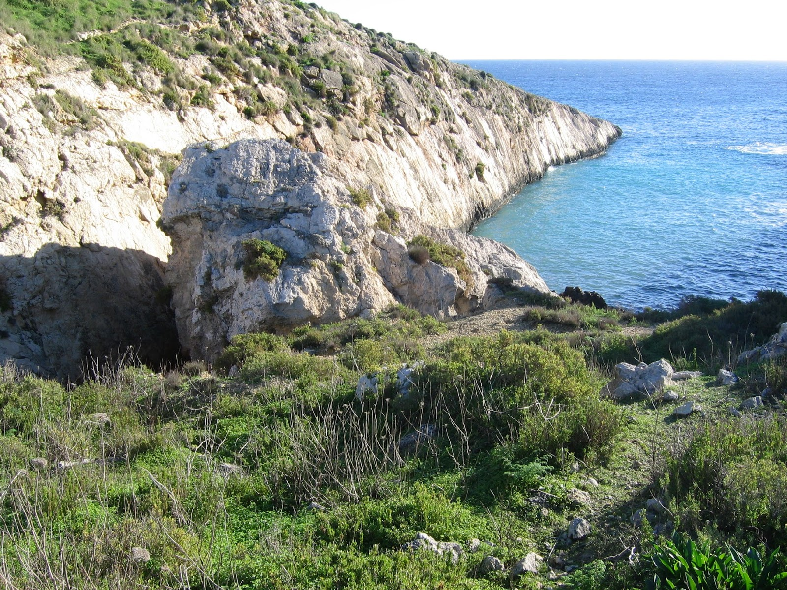 Nature Images 2mb: Malta And Gozo Natural Scenery: Qala Gozo