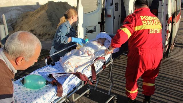 В Днепре мама вынесла из огня двух малышей, но старшего, к сожалению не удалось спасти