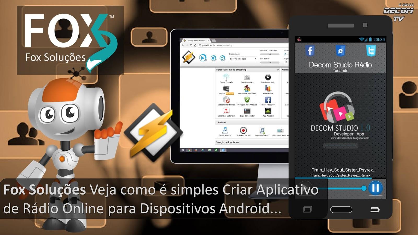 Fox solues veja como simples criar aplicativo de rdio online fox solues veja como simples criar aplicativo de rdio online para dispositivos android stopboris Gallery