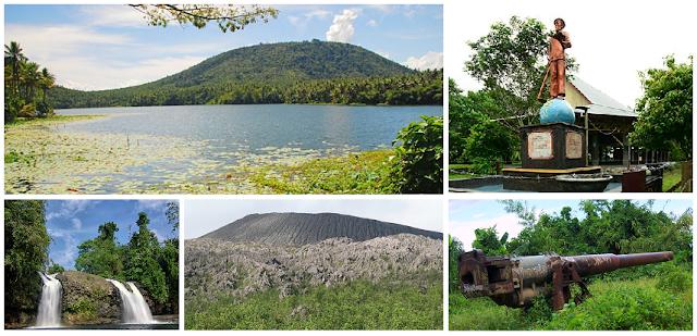 Tempat Wisata HALMAHERA UTARA yang Wajib Dikunjungi  36 Tempat Wisata HALMAHERA UTARA yang Wajib Dikunjungi (Provinsi Maluku Utara)