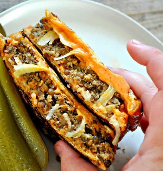 Vegan Lentil Melt Recipe