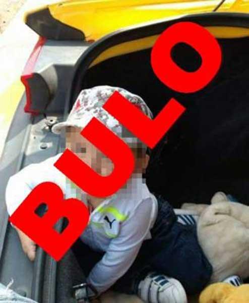 El secuestro de un niño en el sur de Gran canaria, un bulo