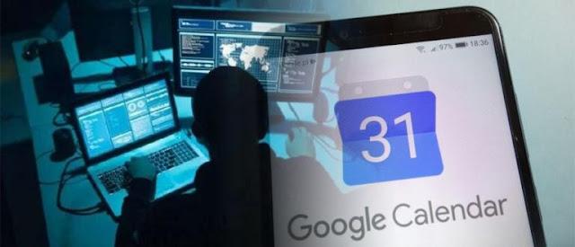 Hati-hati! Google Calendar Bisa Mencuri Uang Kamu, Bagaimana Menghindarinya?
