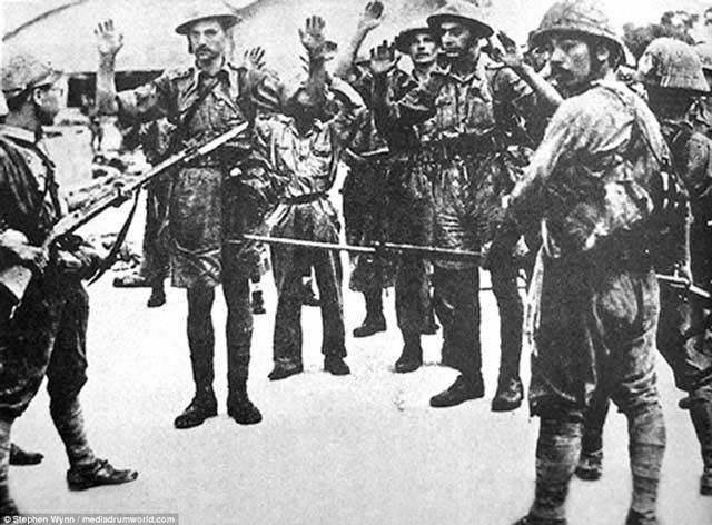 Surrender of Singapore during World War II worldwartwo.filminspector.com