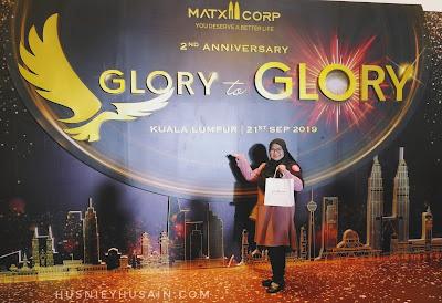 Matxi Corp Meraikan Ulang Tahun Di KLCC, Kuala Lumpur Malaysia