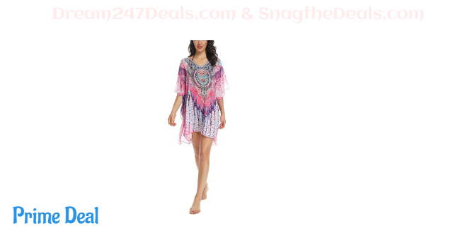 beach cover up 60% off