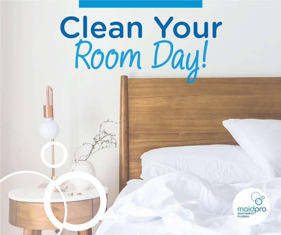 National Clean Your Room Day Wishes Images download
