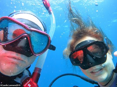 PADI Deep Instructor Specialty on Phuket, May 2016