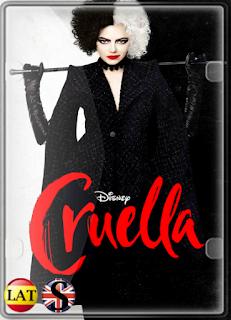 Cruella (2021) WEB-DL 720P LATINO/INGLES