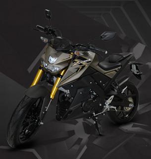 Yamaha Xebre abu-abu terbaru 2016