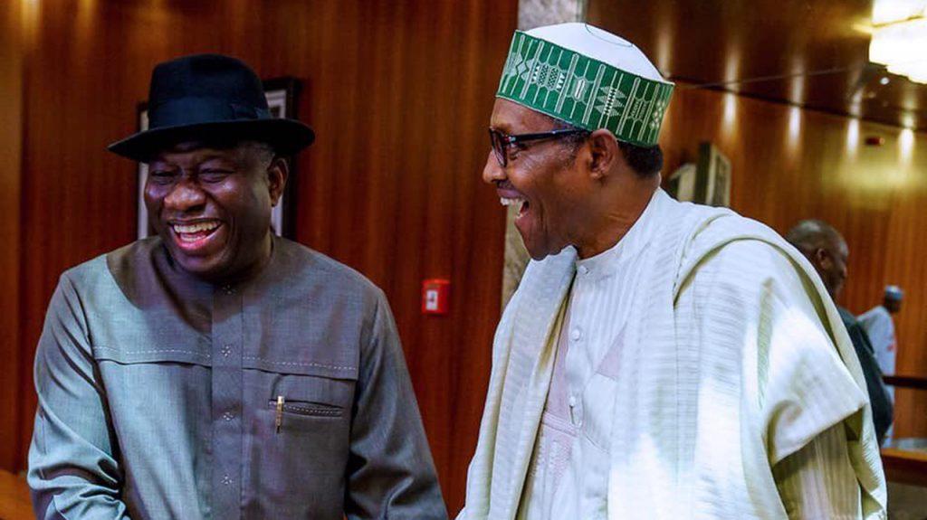 Presidency releases details of Buhari, Jonathan meeting #Arewapublisize