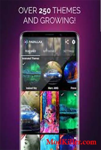 3D Parallax Background Mod Apk