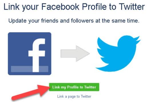 Facebook Ko Twitter Se Kaise Link Kaise Kare
