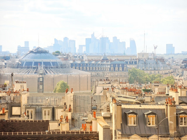 Parijs uit de hoogte