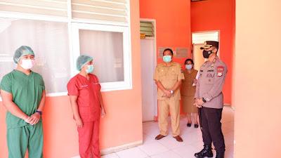 Toraja Dekati Zona Hijau Covid-19, Pasien Covid di Lakipadada Berjumlah 4 Orang