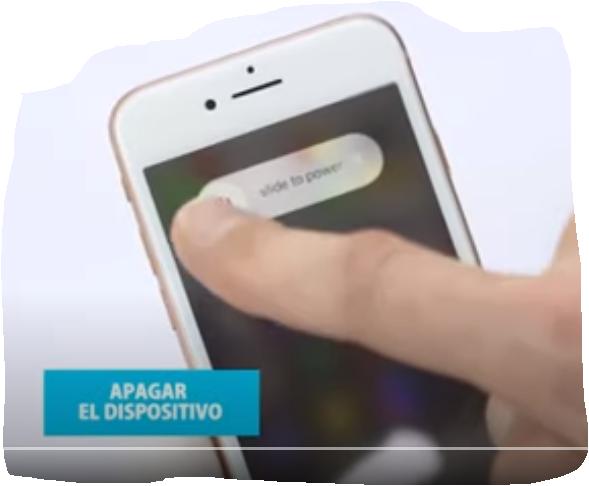 Reparación cristal trasero iPhone 8