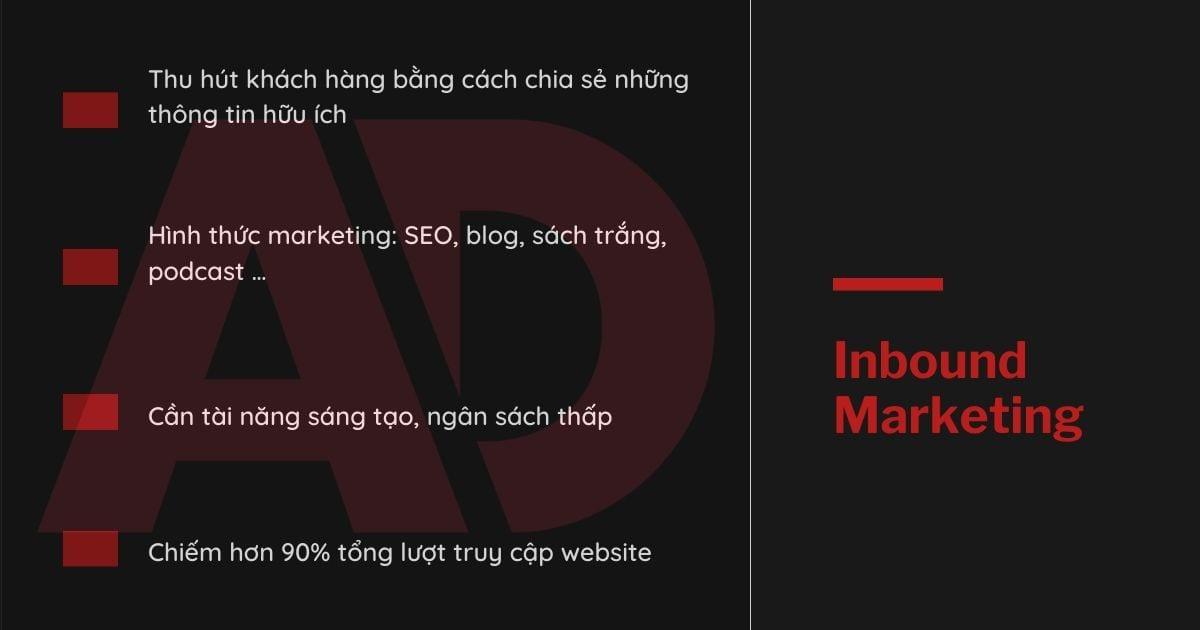 Sự khác nhau giữa Outbound Marketing và Inbound Marketing là gì?