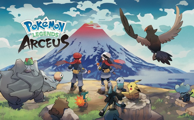 The new Pokemon games have been released