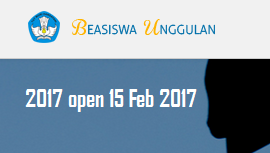 Beasiswa Unggulan S1,S2,S3 Telah Dibuka 2017