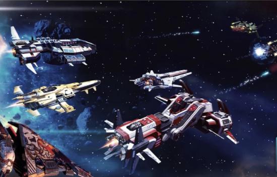 Star Conflict Heroes 3D RPG Online v1.7.11.2664 Para Hileli Apk