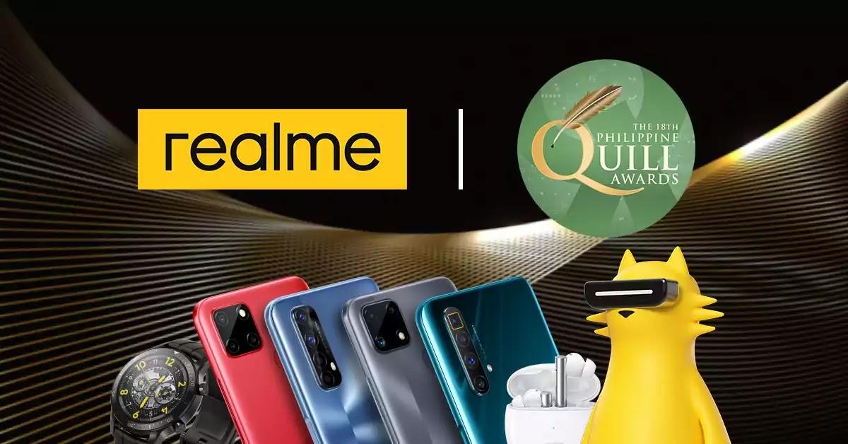 realme - 18th Philippine Quill Awards