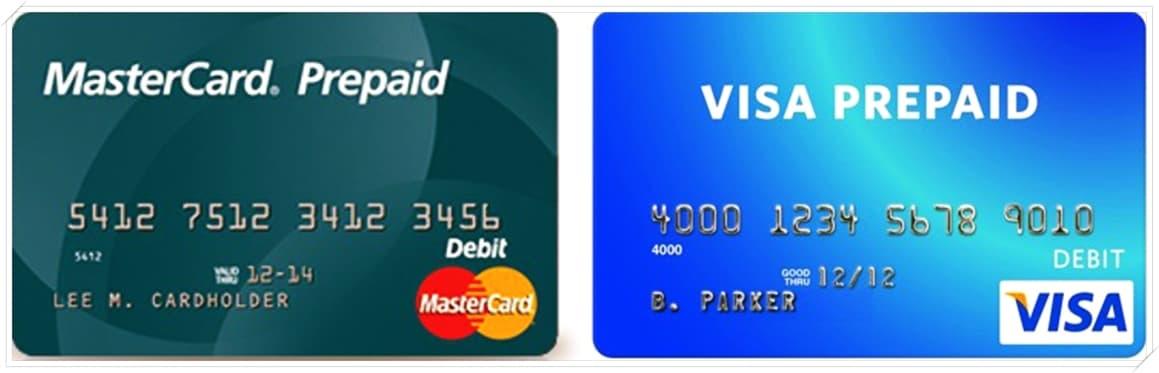 بطاقة مُسبقة الدفع Prepaid Card