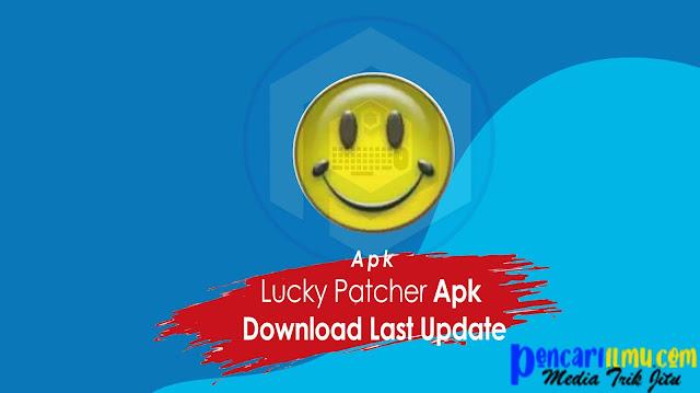 Lucky Patcher Apk Download Last Update