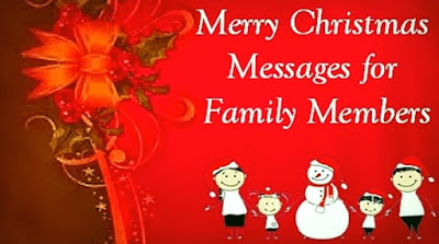 Merry Christmas wishes 2019 for family sms, and Images