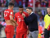 Niko Kovac wants Bayern Munich midfield to emulate Roman troops