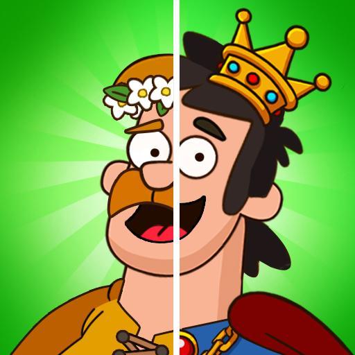 تحميل لعبه Hustle Castle: Fantasy Kingdom مهكره وجاهزه