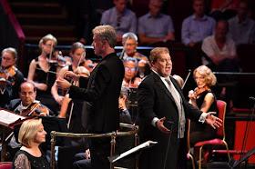 BBC Proms- Prom 18 - Edward Gardner, Stuart Skelton, BBC Symphony Orchestra (Photo  BBC / Chris Christodoulou)