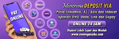 Situs Judi Deposit Pulsa