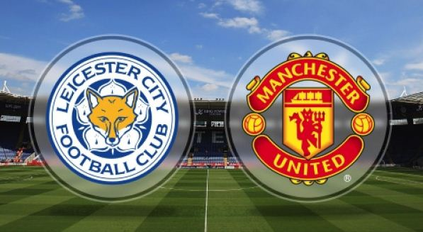 Susunan Pemain Leicester City vs Manchester United