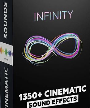 Sound Libraries – Video Presets – Infinity 1350+ Cinematic [Sound Effects] [WAV]