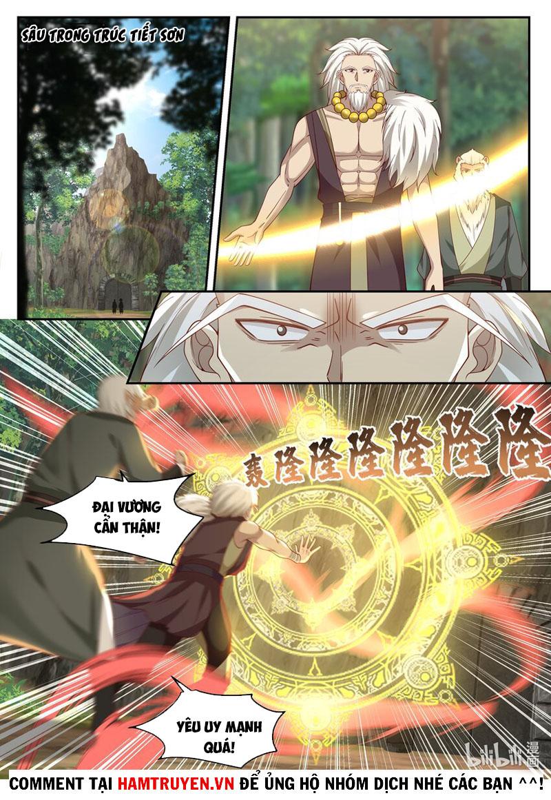 Thần Long Vương Tọa Chương 103 - Vcomic.net