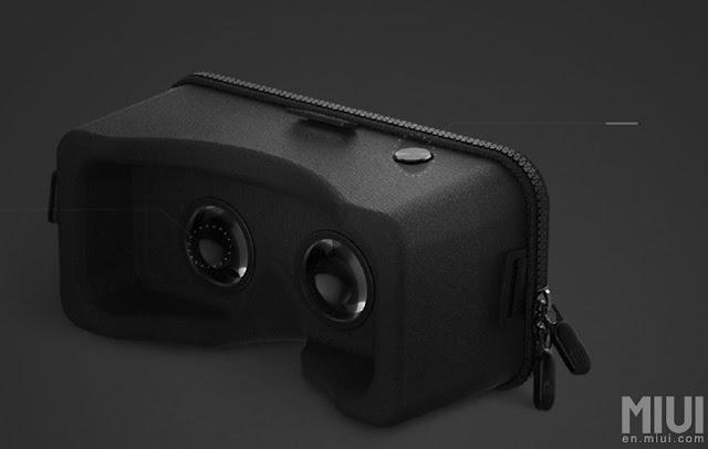 شركة شاومي تكشف عن نظارات الواقع الافتراضي Xiaomi VR