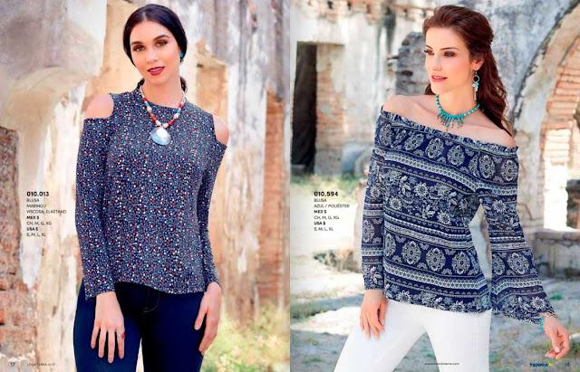 catalogo online ropa de mujer