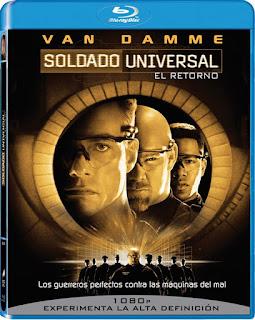Soldado Universal 2: El Regreso [BD25] *Con Audio Latino